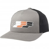 FOX Super Head Snapback Junior Grey / Black