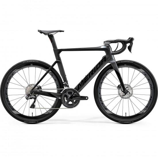 MERIDA Reacto Disc 8000 E Carbon 2020 Grey Road bike