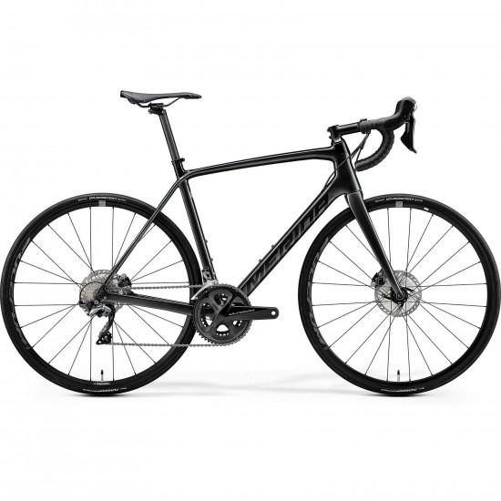 Bicicleta de carretera MERIDA Scultura 6000 Disc 2020 Black / Grey