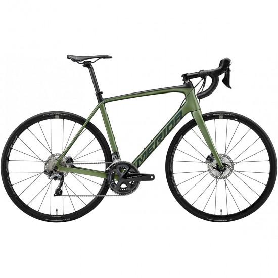 Bici da strada MERIDA Scultura Disc 6000 2020 Olive green