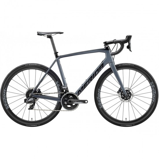 Bici da strada MERIDA Scultura Disc Force Edition 2020 Grey