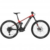 "MONDRAKER Crafty R 29"" 2020 Black / Flame Red / White"
