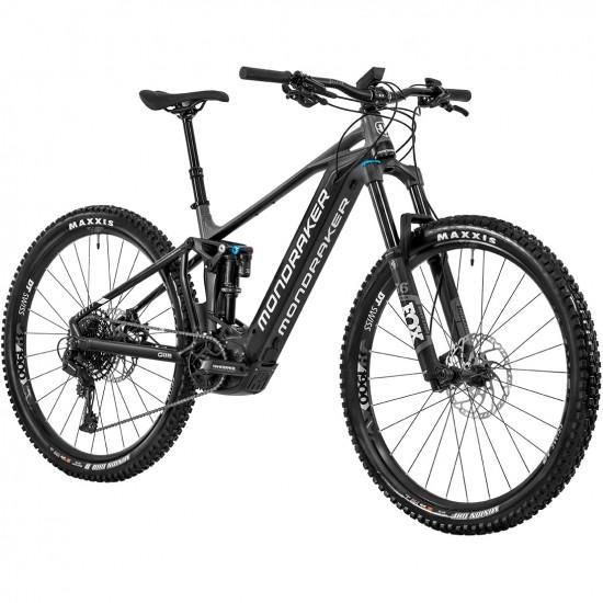 """Bicicleta de montaña MONDRAKER Crafty R 29"""" 2020Black / Nimbus Grey / White"""