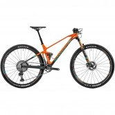 "MONDRAKER F-Podium DC RR Carbon 29"" 2020 Carbon / Orange Fox / Green"