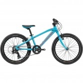 "MONDRAKER Leader 20"" 2020 Sky Blue / Fame Red / Dark Blue"