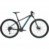 "MONDRAKER Phase S 29"" 2020 Black / Sky Blue / Flame Red"