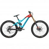 "MONDRAKER Summum Carbon Pro Team 27,5"" 2020 Sky Blue / Flame Red / Carbon"