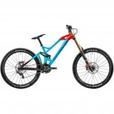 "MONDRAKER Summum R 27,5"" 2020 Black / Sky Blue / Flame Red / Dark Blue"