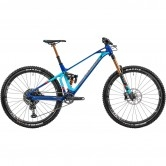 "MONDRAKER SuperFoxy Carbon RR 29"" 2020 Dark Blue / Sky Blue / Flame Red"