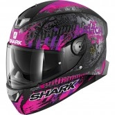 SHARK Skwal 2.2 Replica Switch Riders 2 Black / Violet / Violet