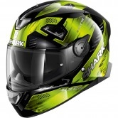 SHARK Skwal 2.2 Venger Black / Yellow / Black