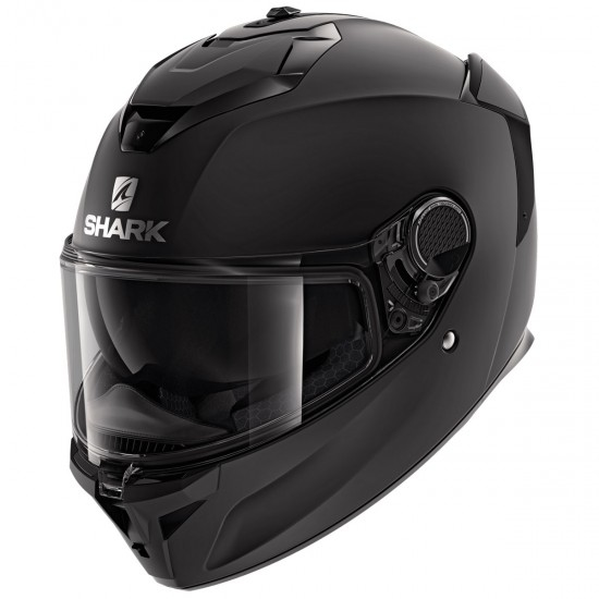 Casco SHARK Spartan GT Blank Black Mat