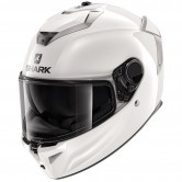 SHARK Spartan GT Blank White