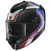 Spartan GT Carbon Tracker Carbon / Blue / Red