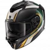 Spartan GT Carbon Tracker Carbon / Green / Gold