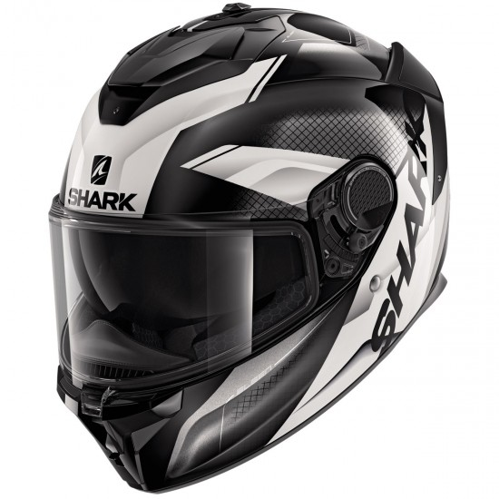 Casco SHARK Spartan GT Elgen Black / Anthracite / White