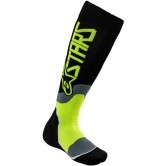 ALPINESTARS 2020 Junior Mx Plus-2 Black / Yellow Fluo