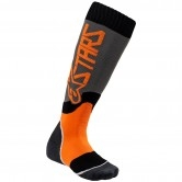 ALPINESTARS 2020 Junior Mx Plus-2 Gray / Orange Fluo