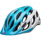 BELL Coast Virago Gloss Blue / Raspberry / White