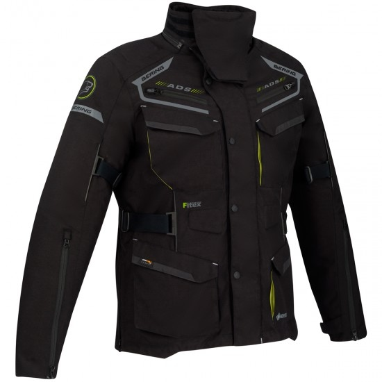 BERING Minsk GTX Black / Yellow Fluo Jacket