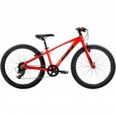 "BH Expert Junior 24"" 2020 Red / Black"