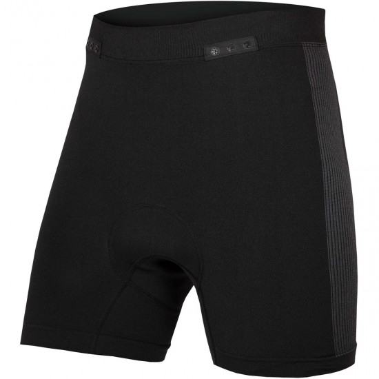 Culotte ENDURA Engineered Padded II Clickfast Black
