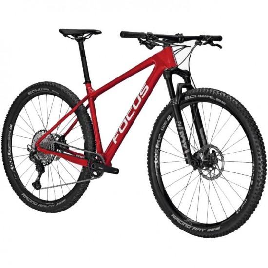 Mountainbike FOCUS Raven 8.7 2020 Red