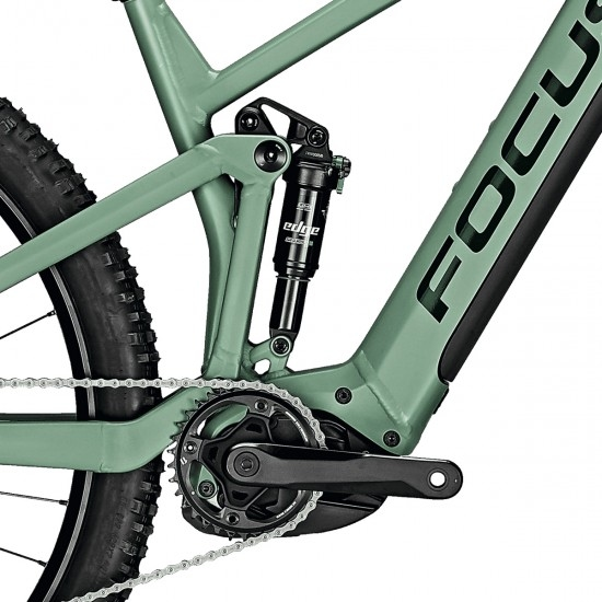 Mountainbike FOCUS Thron2 6.8 2020 Matte Green