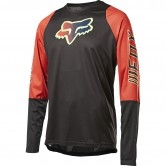 FOX Defend LS Reno LE Black / Red