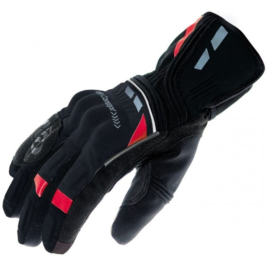 Guantes GARIBALDI Safety Primaloft Black / Red