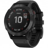 GARMIN Fēnix 6 Pro Black with Black Band