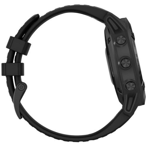 Fēnix 6 Pro Black with Black Band