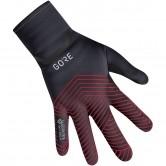 C3 Gore-Tex Infinium Stretch Mid Black / Red