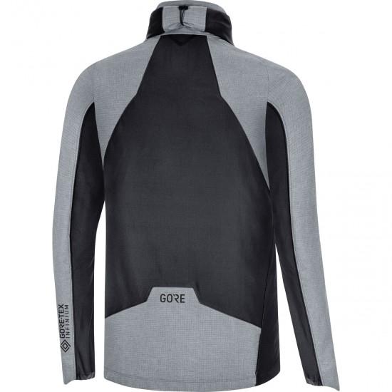 Casaco GORE C5 Gore-Tex Infinium Hybrid Black / Terra Grey