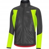 GORE C5 Gore-Tex Infinium Soft Lined Thermo Black / Neon Yellow