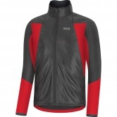 GORE C5 Gore-Tex Infinium Soft Lined Thermo Black / Red