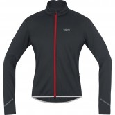 GORE C5 Gore Windstopper Thermo Black / Red
