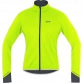 GORE C5 Gore Windstopper Thermo Neon Yellow / Black
