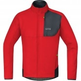 GORE C5 Gore Windstopper Thermo Trail Red / Black