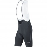 GORE C7 Partial Thermo Bib Shorts + Black