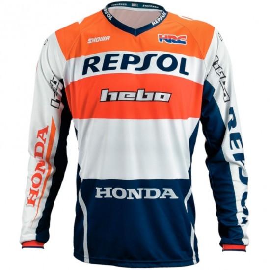 Maglietta HEBO Montesa Team Orange