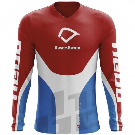 Maglietta HEBO Pro 20 Junior Red