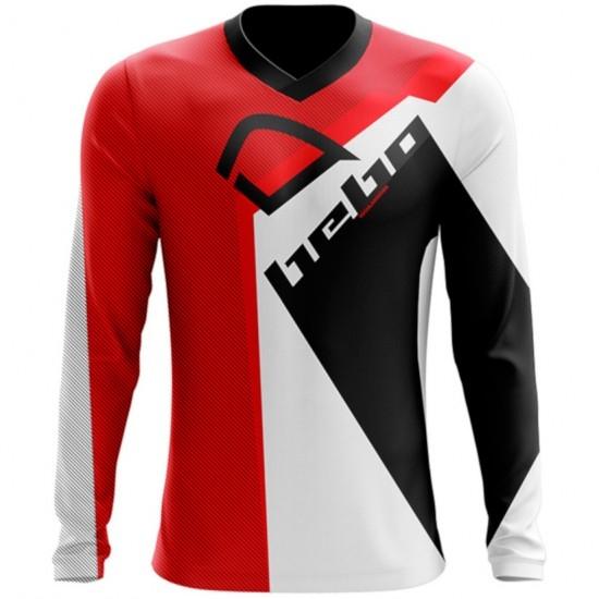 Maglietta HEBO Pro 20 Red