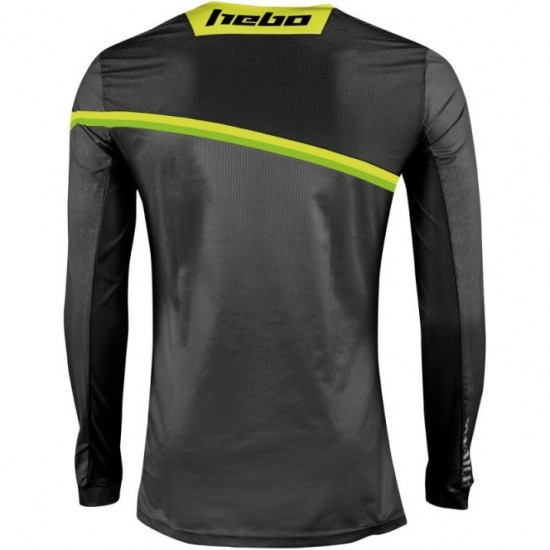 Maglietta HEBO Scratch 2020 Black