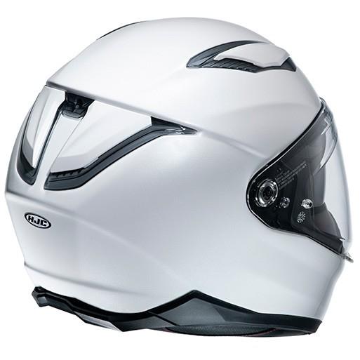 Casco HJC F70 Metal White