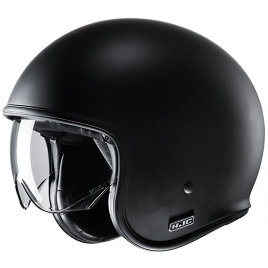 Casco HJC V30 Semi Mate Black