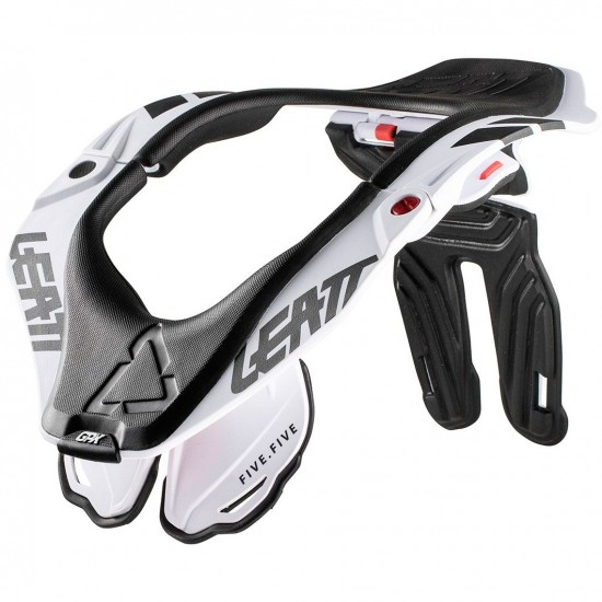 Proteccion LEATT GPX 5.5 White