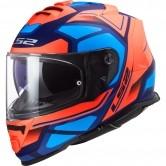 FF800 Storm Faster Matt Fluo Orange / Blue