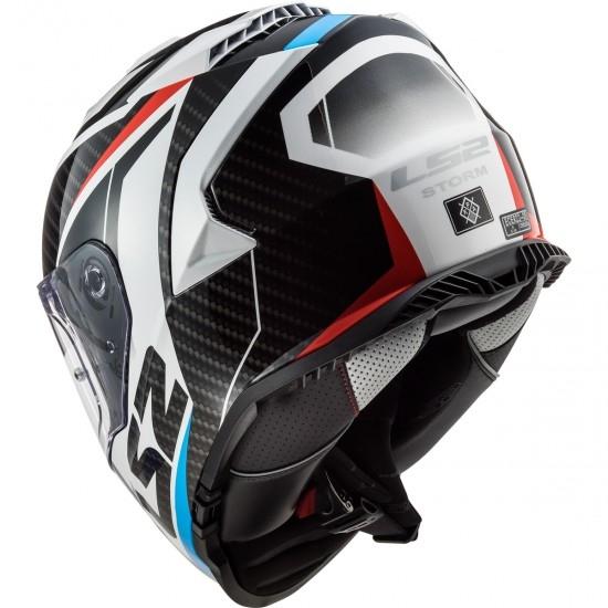 Casco LS2 FF800 Storm Racer Blue / Red