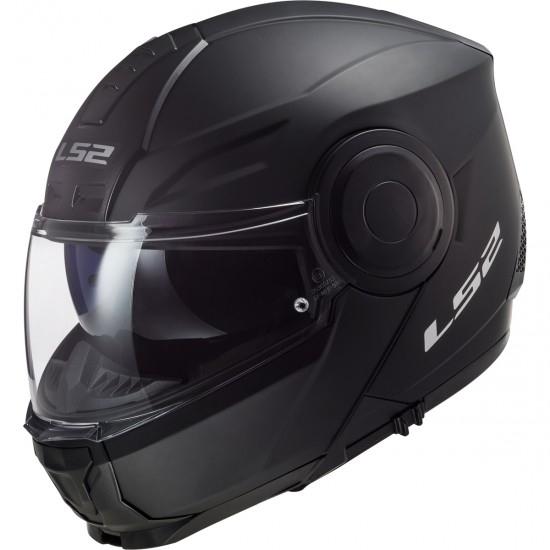 Helm LS2 FF902 Scope Matt Black